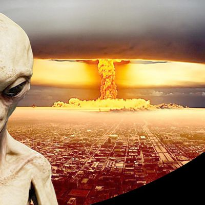 When Aliens Prevented A Nuclear War On Earth