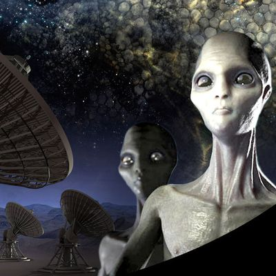 Mysterious Radio Signals From Deep Space Could Be Aliens