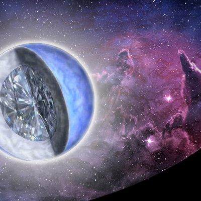 Our Sun Will Turn into a Pure Crystal Ball Before It Dies
