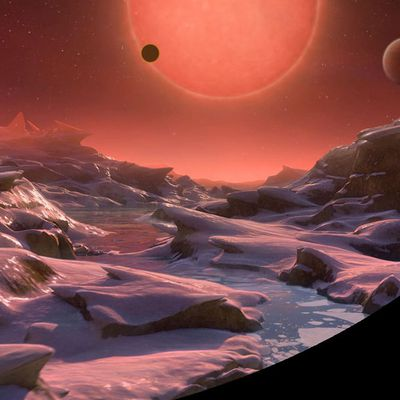 Seven Worlds Of TRAPPIST-1 May Host Alien Life