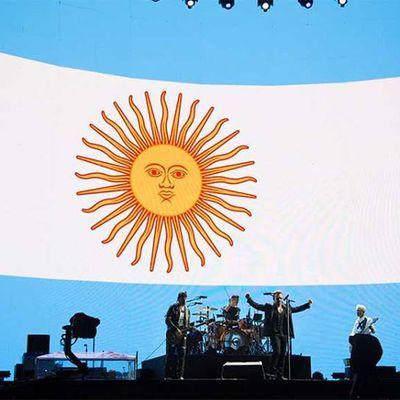 U2 -Buenos Aires- Argentine (2) 11/10/2017