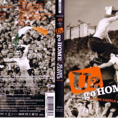 U2 Go Home: Live from Slane Castle  17-11-2003