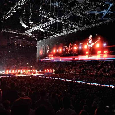U2 -Paris  -France -13/09/2018 -AccorHotels Arena