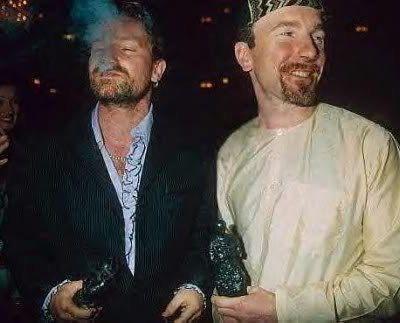 U2 -Grosvenor House, Londres -25/05/1994