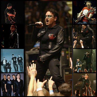 U2 -Tournée Elevation Tour 2001 en vidéos concerts.