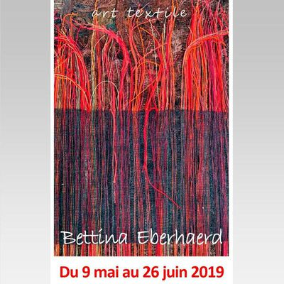 Bettina Eberhaerd: art textile