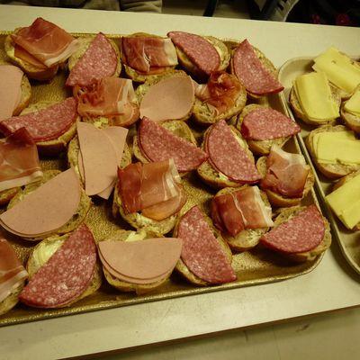 Petit-déjeuner allemand dans les écoles Janvier 2019