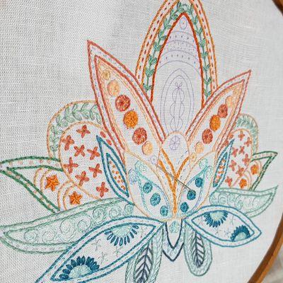 SAL Fleur de lotus