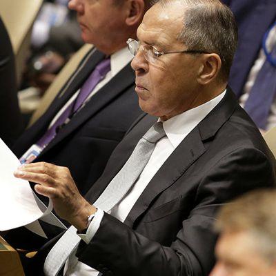 WWIII : Lavrov: le partage de la Syrie est inadmissible, il entraînera une réaction en chaîne. Nos partenaires de la Coalition semblent se transformer en DAESH lui-même, car ce sont eux qui l'on créé.