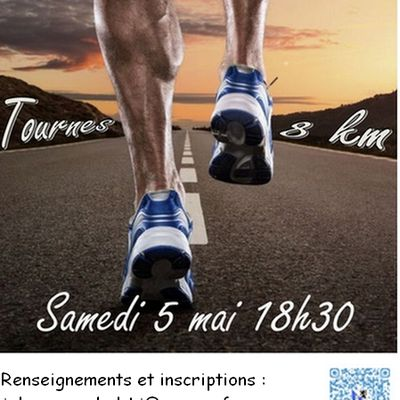 La Tournésienne samedi 5 mai 2018