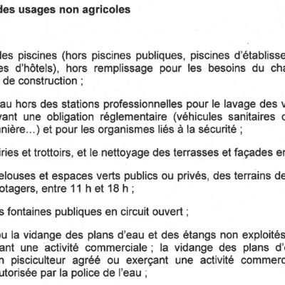 Note d'information n°11