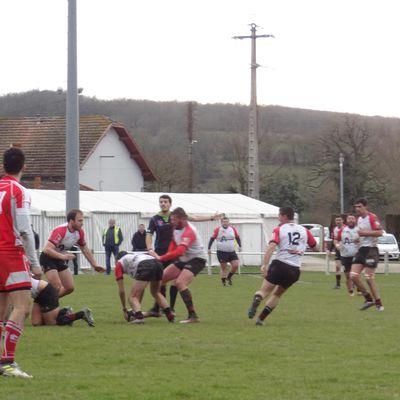 Rugby - Opposition championnat de France 2018
