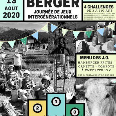 Le Mourtis - les JO du Berger