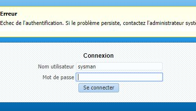 "OEM - modifier le mot de passe ""SYSMAN"""
