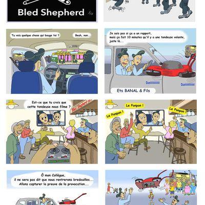 ArtOpera Bled Shepherd Episode 4 : surveillance