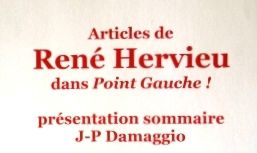 Articles de René Hervieu