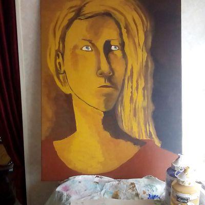 Portrait de Nina, suite...