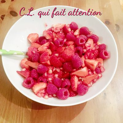 C.L. qui fait attention