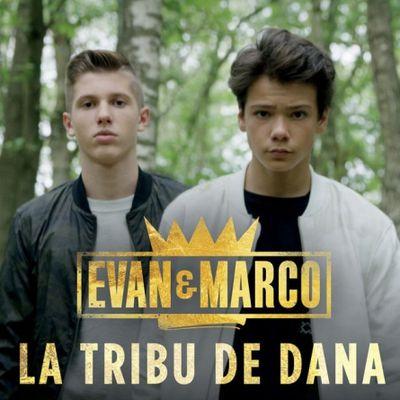 Evan & Marco - La Tribu de Dana