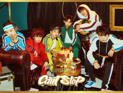 Boy Story - Can't Stop