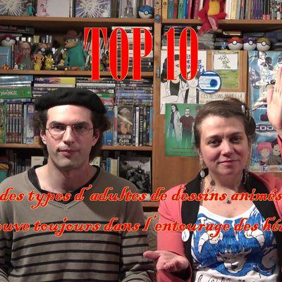 Top 10 n°9 - Types d'adultes