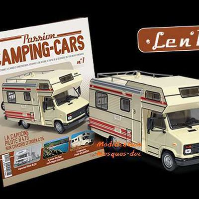 Kiosques.doc Passion Camping-Cars - Série collection presse