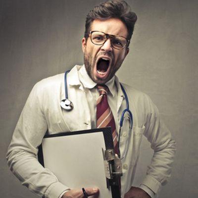 Mail d'un pédiatre en colère à Initiative Citoyenne... et notre réponse!