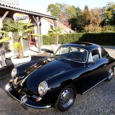 Porsche 356 C 1964 toit ouvrant