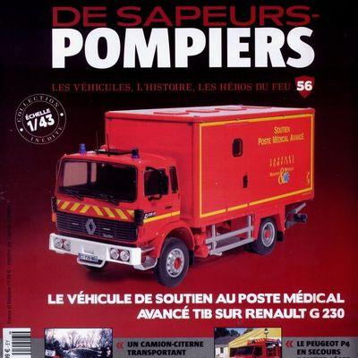 Renazult G230 Poste médical avancé (Hachette/Ixo)