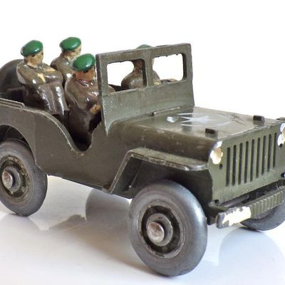 Collector : Jeep SEPT TOY - Gasquy (par Jérôme Hadacek)