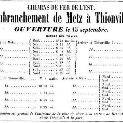 24 septembre dans les chemins de fer français