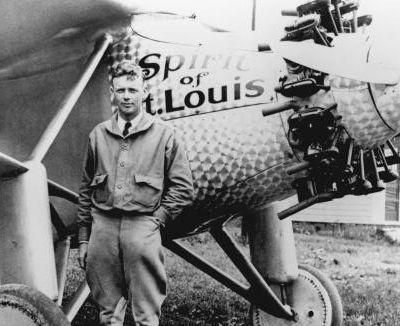 21 mai 1927 - Lindbergh traverse l'Atlantique