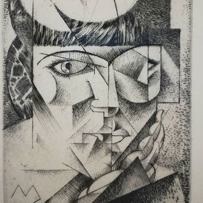 Louis Marcoussis - Gaby