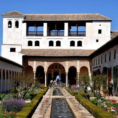 Grenade - Alhambra - Generalife