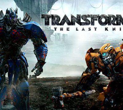 Cinéma: Transformers, The Last Knight - 6/10