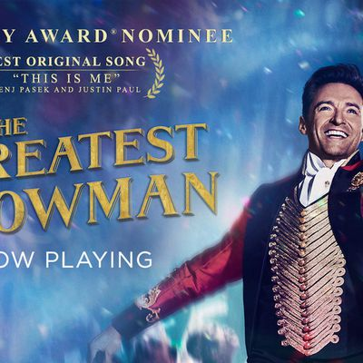 Cinéma: The Greatest Showman - 8/10