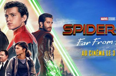 Cinéma: Spider-Man: Far from Home - 6/10