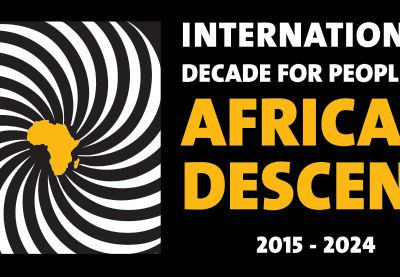 Décennie internationale des personnes d'ascendance africaine (2015-2024) #UNESCO