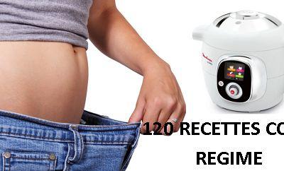 PDF COOKEO gratuit 120 recettes régime
