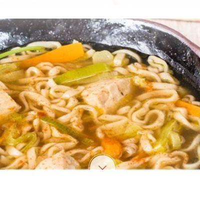 Soupe complète aux nouilles recette cookeo