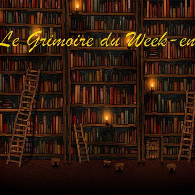 Le Grimoire du week-end #10 : World War Web