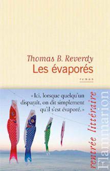 REVERDY Thomas B, Les Évaporés