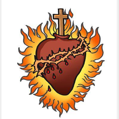 Le Coeur-Sacré de Jésus
