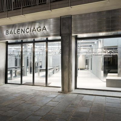 REOPENING / BALENCIAGA SAINT HONORÉ STORE IN PARIS