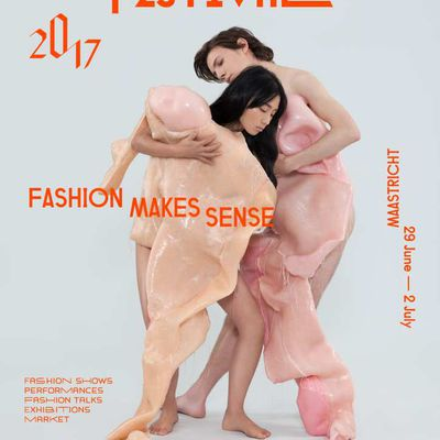 FASHIONCLASH FESTIVAL 2017 / JUNE 29 - JULY 2 IN MAASTRICHT, THE NETHERLANDS