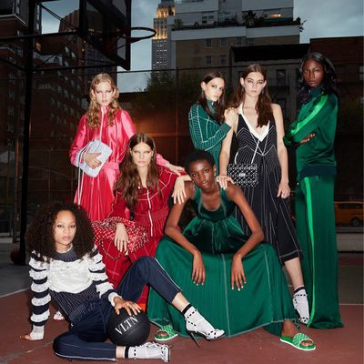 VALENTINO UNVEILS RESORT 2018 AD CAMPAIGN CAPTURED BY TERRY RICHARDSON