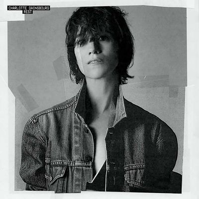DAILY TRACK / RING A RING O ROSES by CHARLOTTE GAINSBOURG, TAKEN FROM THE ALBUM 'REST'