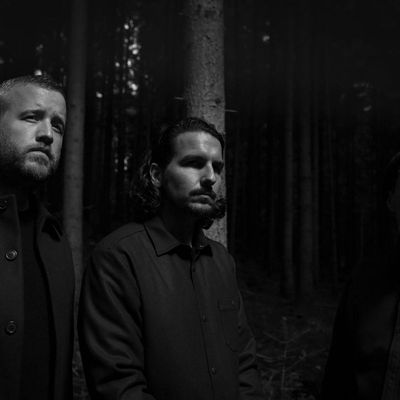 SWISS ELECTRONICA TRIO MONUMENTAL MEN RETURN WITH POWERFUL DARK POP OFFERING 'ENEMY'