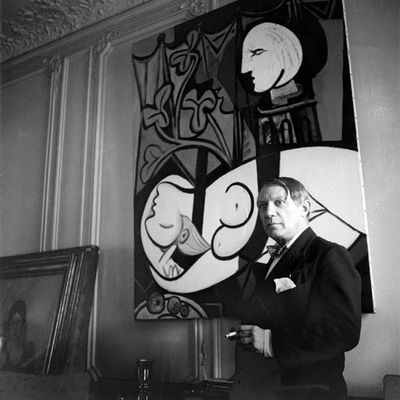 THE EY EXHIBITION 'PICASSO 1932 LOVE, FAME, TRAGEDY' IS NOW OPEN AT TATE MODERN UNTIL 9 SEPTEMBER 2018