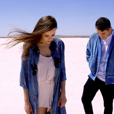 CHECK THE LATEST ELECTRO-POP TREAT 'PIEDATERRES' FROM AUSTRALIAN DUO CHINA ROSES
